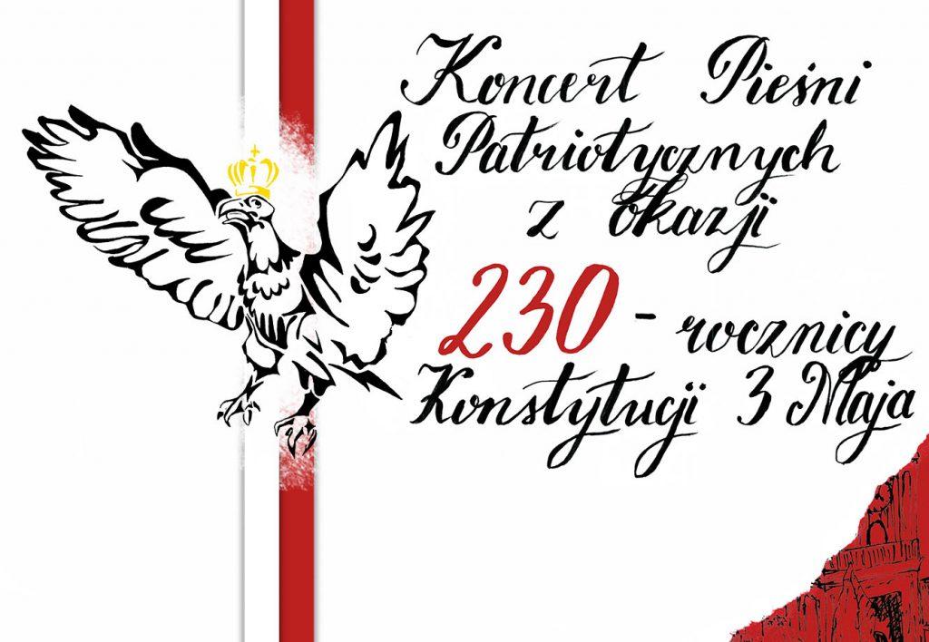 230. Rocznica Konstytucji 3 Maja