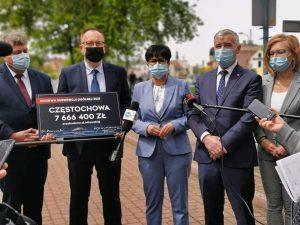 Wsparcie dla Częstochowa