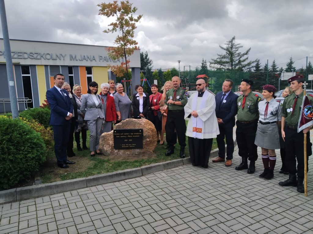 100-lecie SP w Jaskrowie