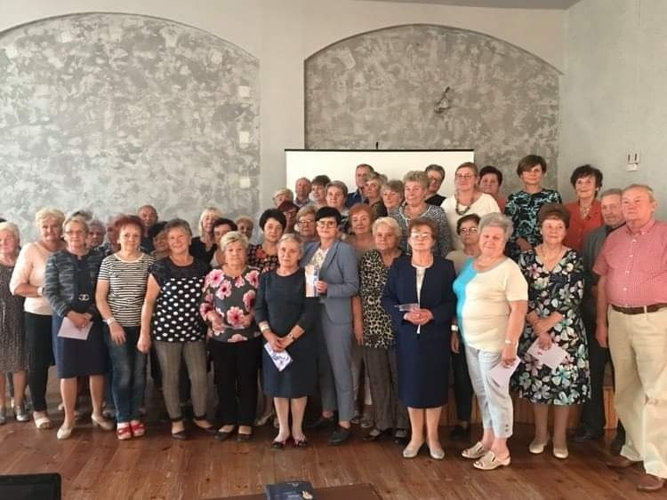 Lubojna - spotkanie z Seniorami